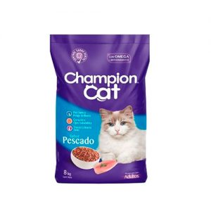 Champion Cat Pescado 20kg