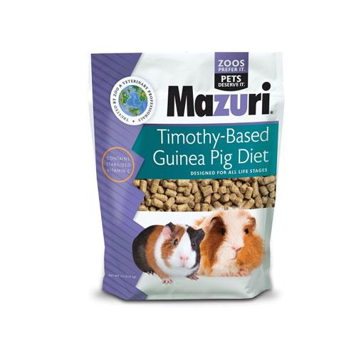 Mazuri Guinea Timothy