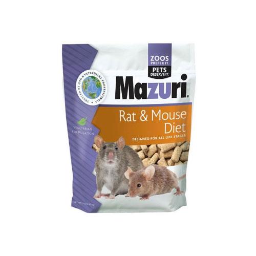 Mazuri Rat y Mouse Diet