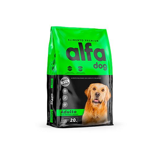 Alfa Dog Adulto