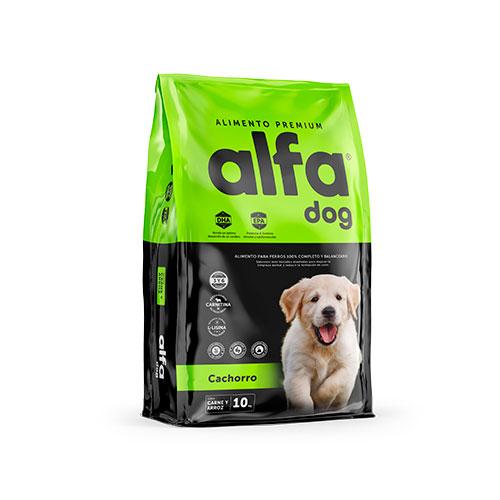 Alfa Dog Cachorro