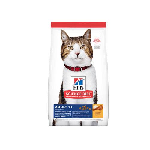 Hill's Cat Adulto 7+ 1.81kg