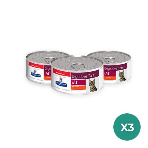 Hill's i/d Digestive Care Felino 156gr