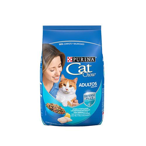 Cat chow Pescado