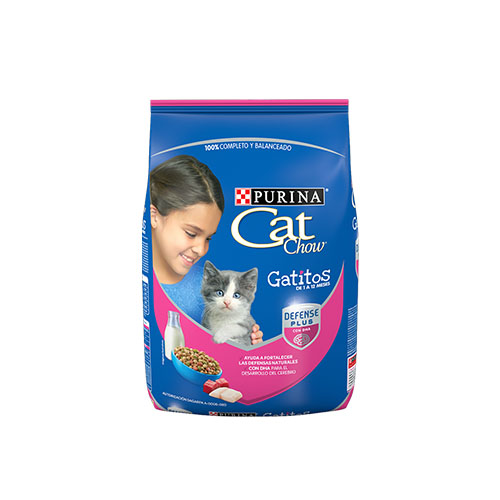 Cat Chow Gatitos 8kg