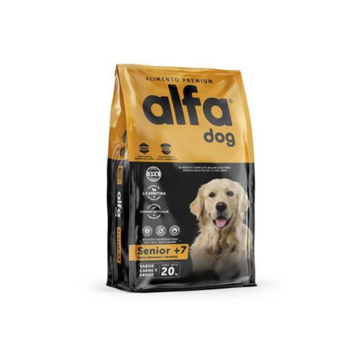Alfa Dog Senior 20kg