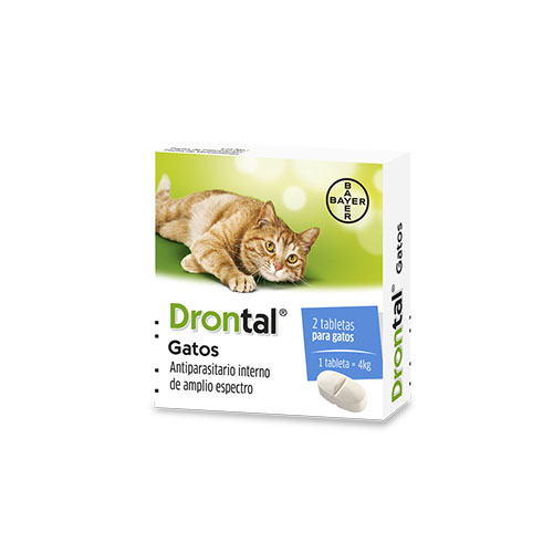 Drontal® Plus Gatos