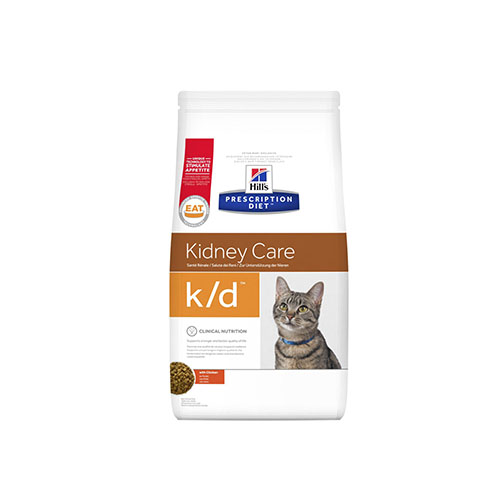 Hill's Prescription Diet Felino k/d 1.8kg