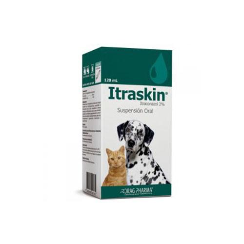 Itraskin® Suspensión Oral 120ml