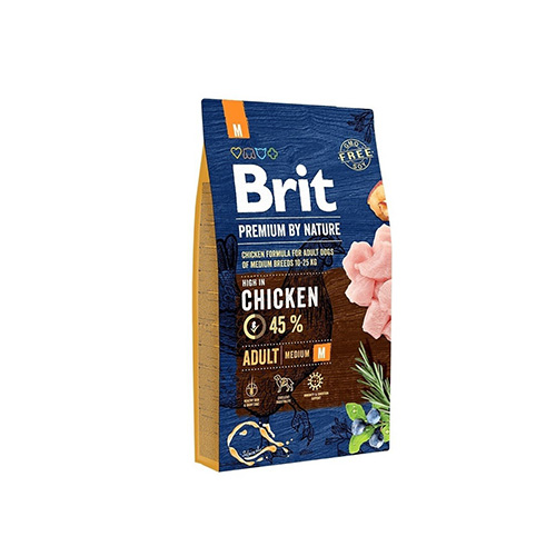Brit Premium Adulto Medium 15Kg