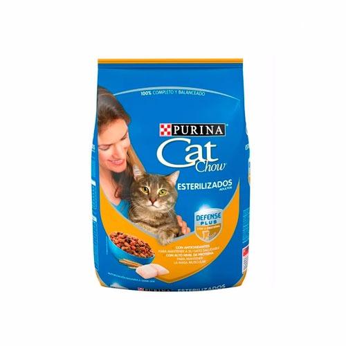 Cat Chow Esterilizados 15kg