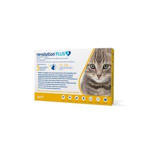 Revolution Plus gatos de 1.25 a 2.5 kg